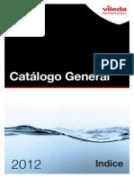 Catalogo Vileda 2012