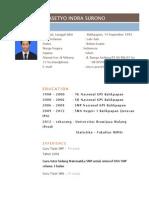 CV Prasetyo Indra S.