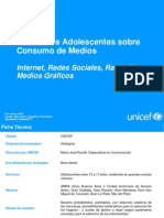Encuesta Unicef