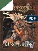 Tormenta RPG - Elfos Negros - Taverna Do Elfo e Do Arcanios