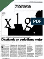 SND Hemisferios suplemento especial Clarín