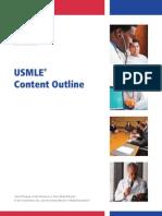 USMLE Content Outline (2014)