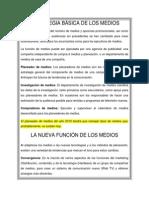 ESTRATEGIA BÁSICA DE LOS MEDIOS (1)