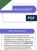Work Measurement-compressed Version