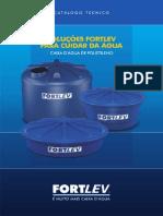 Caixa D´Água-FORTLEV_polietileno(Catálogo)