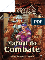 Tormenta RPG - Manual Do Combate - Taverna Do Elfo e Do Arcanios