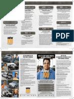 Chrysler on the Job Brochure 2014