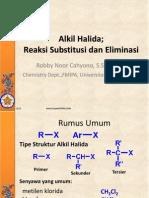 Bab 5 Alkil Halida