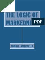Edwin L. Battistella The Logic of Markedness 1996