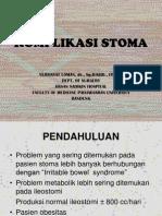 Komplikasi Stoma