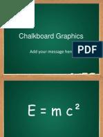 Chalkboard Graphics