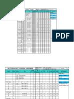 Material List - 6111030057