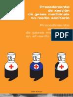 Gestión de Gases Medicinales