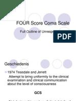 FOUR Score Coma Scale