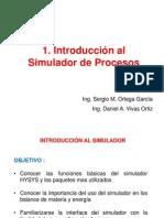 1. Introducción al Simulador de Procesos