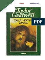 Cadwell Taylor  - Una Juventud Dificil
