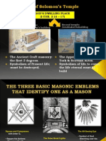 The Philosophy and Symbolism of Freemasonry