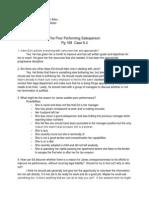 ethicscasecommsmanagement