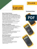 715 Loop Calibrators DS
