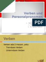 Presentasi Jerman