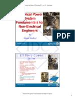 EIT IDC Electrical Power System Fundamentals