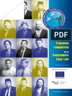 Primer on the Bangsamoro Transition Commission and the Bangsamoro Basic Law (Cebuano)