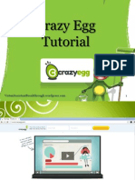 Raphael Jay Bernardo Tutorial on Crazy Egg