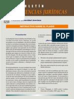 Boletin_28 de 2006 Ciencias Juridicas