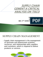 Supply Chain Management-prsnt