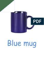 Blue mug 13