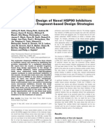 Chemical Biology & Drug Design Volume 70 Issue 1 2007 [Doi 10.1111_j.1747-0285.2007.00535.x] Jeffrey R. Huth; Chang Park; Andrew M. Petros; Aaron R. Kunzer; -- Discovery and Design of Novel HSP90 Inhibitors Using Multi