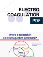 Electro Coagulation