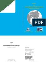 A Report on FES Seminar Print Copy