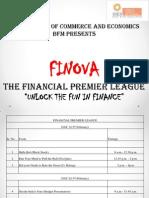 Finova the Fpl(Events)