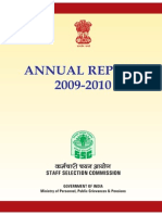 Staff Selection Commission Exams 2010