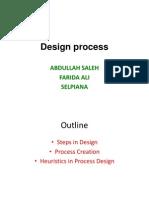 Design Process INDO