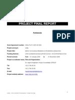 Final Report Icrel
