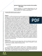 Resumen Plan 42 Congreso Forestal