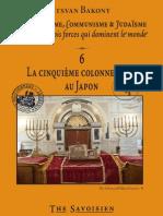 Bakony Itsvan - 6/7 La cinquième colonne juive au Japon