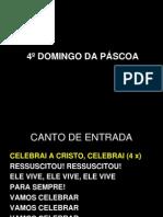 MISSA de Domingo 13.04 - 18h