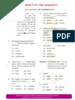 CPO SI Exam Paper 2011 Www.sscportal.in