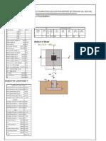 Foundation STR Design Report (1)