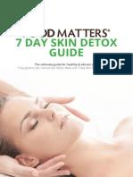 7 Day Skin Detox Guide