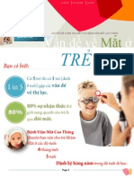 Hướng dẫn về các bệnh Mắt Trẻ Em. Bệnh viện Mắt Cao Thắng, Cao Thang Eye Hospital