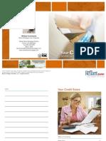 Consumer Credit Scoring Booklet ( Your Credit Score)