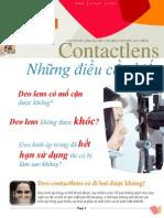 Contact lenses Kính áp tròng phần 2. Bệnh viện Mắt Cao Thắng ở tphcm, Cao Thang Eye Hospital