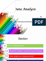 Chapter 2 Analysing Data