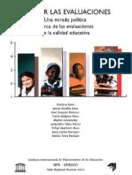 Texto 4. Evaluar Las Evaluaciones. Una Mirada Politica