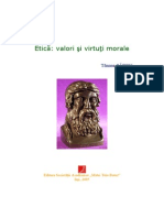 Etica, Virtuti Si Valori Morale_Tanase Sarbu