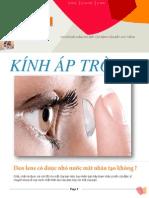 Contact Lenses Kính áp tròng phần 4, Bệnh viện Mắt Cao Thắng ở tphcm, Cao Thang Eye Hospital